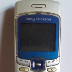 Teléfonos: TELEFONO MOVIL SONY ERICSON.. Lote 217218815