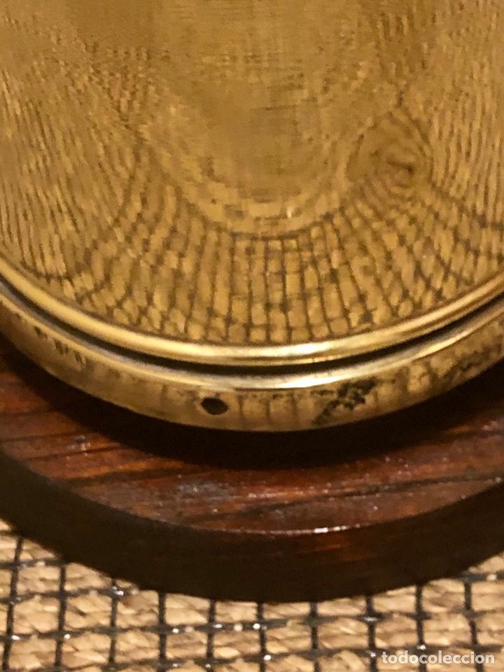 Antigüedades: ANTIGUO VISOR, PARA BRUJULA COMPÁS DE BARCO - Foto 7 - 217315792