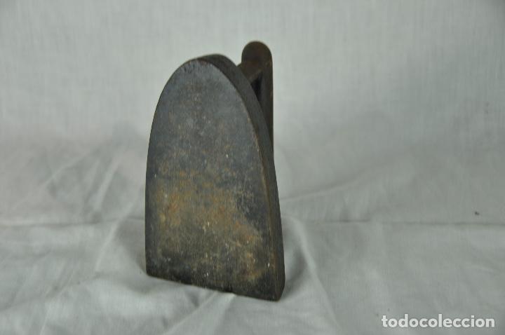 Antigüedades: Plancha de hierro DB - Foto 6 - 217335623
