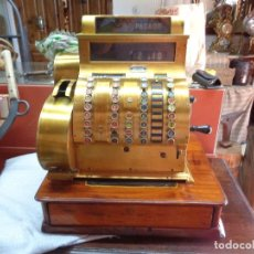 Antigüedades: MAQUINA REGISTRADORA NATIONAL FUNCIONANDO. Lote 217428581
