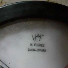 Antigüedades: TELÉFONO DE MÁQUINAS HONORIO FLORES GIJON. Lote 217486536