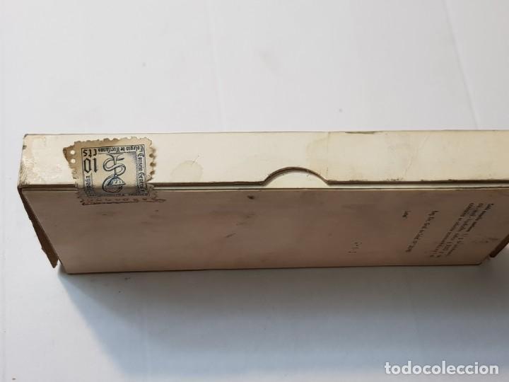 Antigüedades: Farmacia antiguo medicamento Fosfostimol Laboratorios Hoechst 30-40 sin abrir - Foto 3 - 217510192