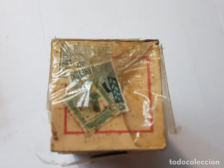 Antigüedades: Farmacia antiguo medicamento Cal-Xok.C. Laboratorios Ferre Serra 30-40 sin abrir - Foto 3 - 217510511