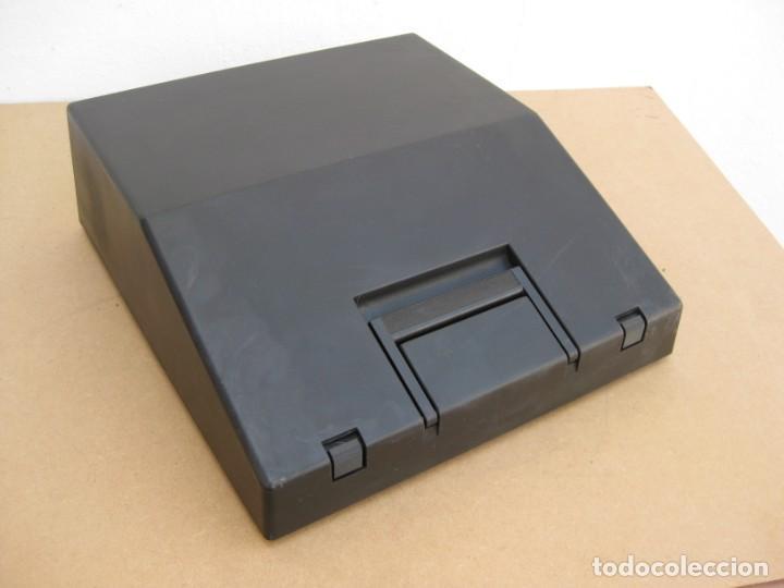 Antigüedades: Maquina escribir Olivetti Lettera 12 - Foto 2 - 217514635