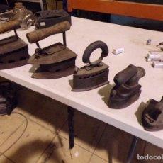 Antiquités: COLECCION PLANCHAS CARBON HIERRO. Lote 217622902