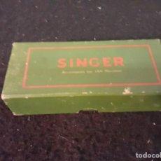 Antigüedades: RECAMBIOS MAQUINA COSER SINGER. Lote 217712701
