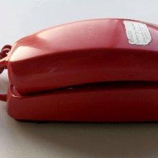 Teléfonos: TELEFONO ANTIGUO CITESA MALAGA GONDOLA PARED ROJO. Lote 217751971