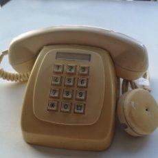 Teléfonos: TELEFONO ANTIGUO TECLADO CITESA MALAGA. Lote 217753302