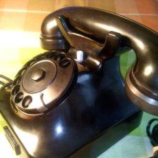 Teléfonos: TELEFONO ANTIGUO DE MESA. AÑOS 30.. BUEN ESTADO. ORIGEN ALEMANIA. DESCRIPCION Y FOTOS.. Lote 217780845