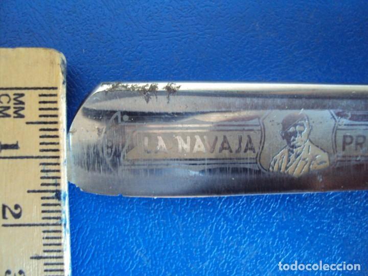 Antigüedades: (NA-200900)LA NAVAJA PRADERE - HOJA GRABADA - PRADERE - UNION 8 - BARCELONA - SOLINGEN - Foto 4 - 217819912