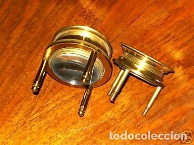 Antigüedades: Dos lupas de mesa alemanas de precisión, hacia 1890 - Foto 12 - 217894843