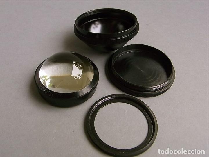 Antigüedades: Lupa alemana circular de lectura de mesa, entre 1920 y 1950. Visollet - Foto 6 - 217908483