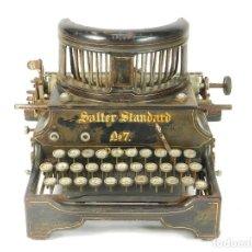 Antigüedades: ANTIGUA MAQUINA DE ESCRIBIR SALTER Nº7 AÑO 1907 TYPEWRITER SCHREIBMASCHINE. Lote 217925357