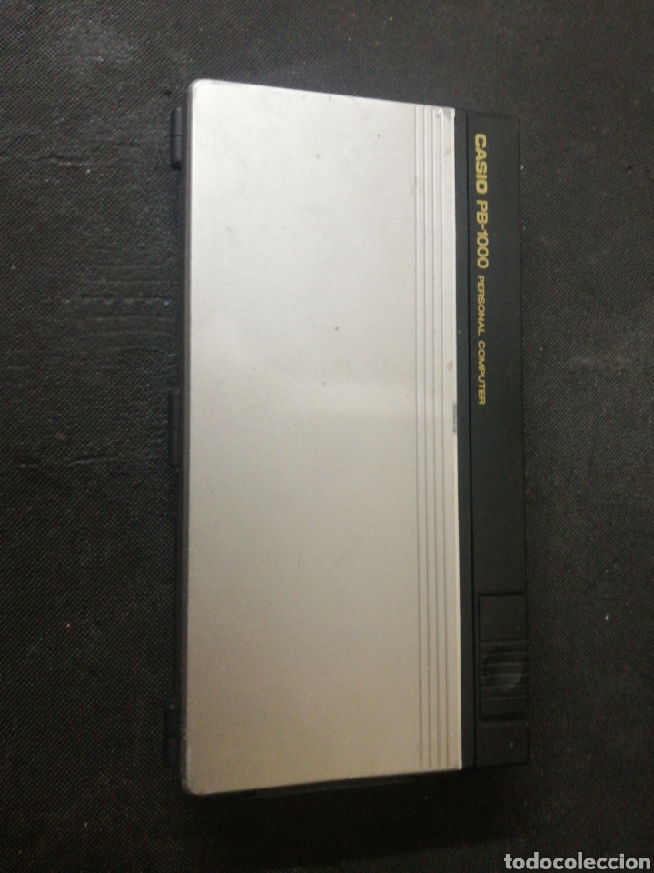 CASIO PB-1000 PERSONAL COMPUTER. (Antigüedades - Técnicas - Aparatos de Cálculo - Calculadoras Antiguas)