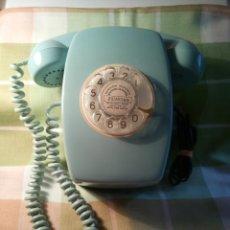 Teléfonos: TELEFONO DE PARED. AÑOS 70. TELEFONICA. IMPECABLE. FUNCIONANDO. DESCRIPCION Y FOTOS.. Lote 242958945