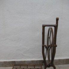 Antigüedades: MECANISMO PEDAL PARA MAQUINA COSER ALFA.. Lote 217967630