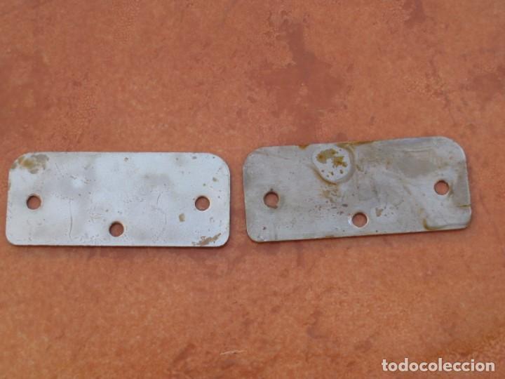 Antigüedades: Cajon, correa y bisagras mueble de maquina coser antigua. Alfa. - Foto 8 - 217968682