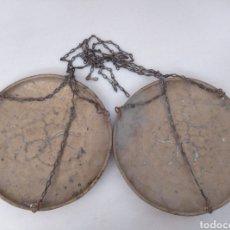 Antiquités: PLATOS DE BALANZA ANTIGUOS. Lote 218120536