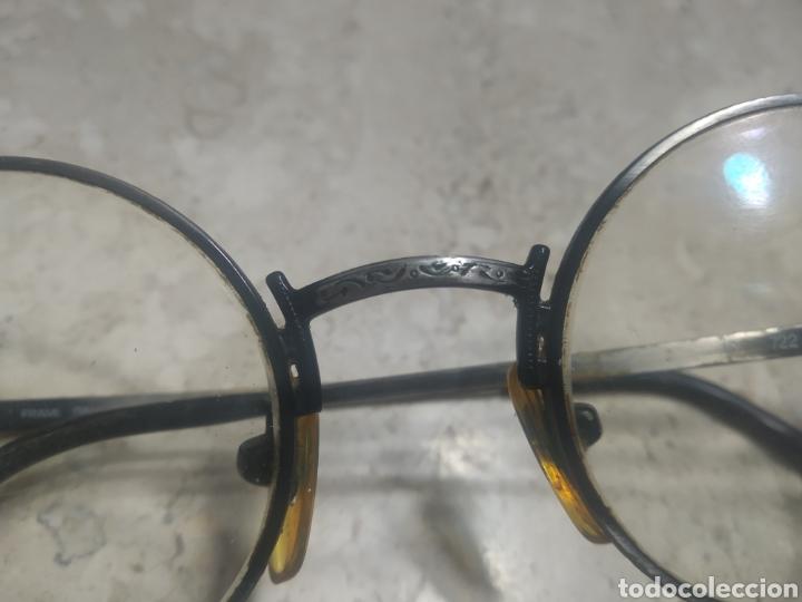 GAFAS GIORGIO ARMANI VINTAGE (Antigüedades - Técnicas - Instrumentos Ópticos - Gafas Antiguas)