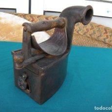 Antigüedades: PLANCHA DE CHIMENEA LICSA ELORRIO. Lote 218260888