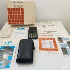 Antigüedades: HEWLETT PACKARD HP-33C. Lote 218353301
