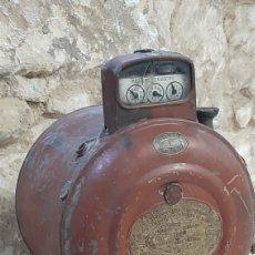 Antigüedades: ANTIGUO CONTADOR DE AGUA MANUEL DE LA TORRE 1908. Lote 218355783