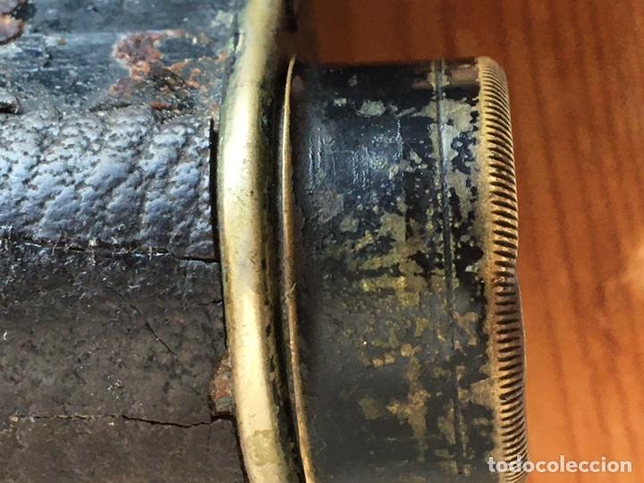 Antigüedades: Prismáticos militares antiguos - Foto 15 - 218390133