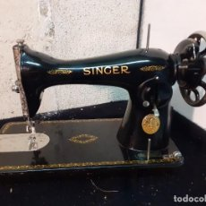 Antigüedades: MAQUINA COSER SINGER. Lote 218408765