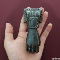 Antigüedades: MANO DE FÁTIMA. LLAMADOR, ALDABA O PICAPORTE.. Lote 218434448