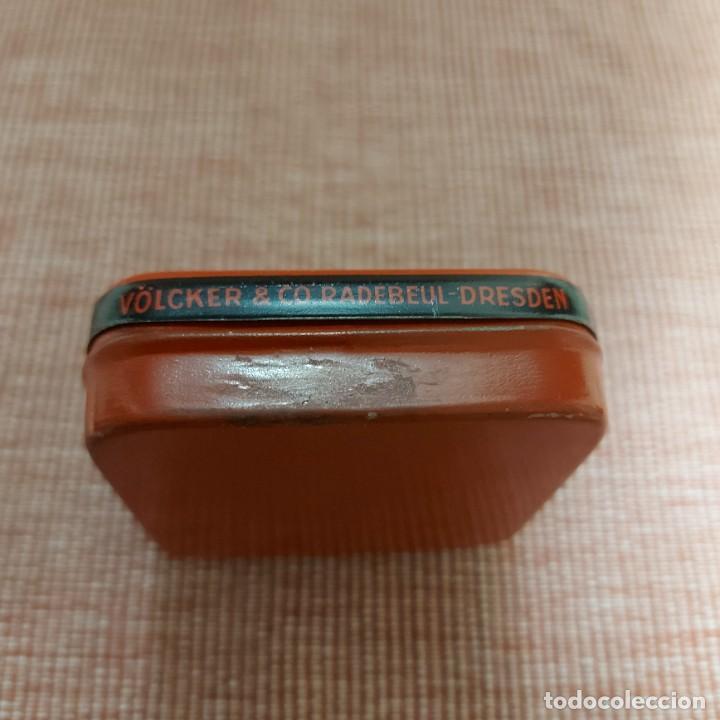Antigüedades: Antigua CAJA CINTA MAQUINA ESCRIBIR **OSCOMA** Rara*EXCELENTE estado - Foto 3 - 218449728