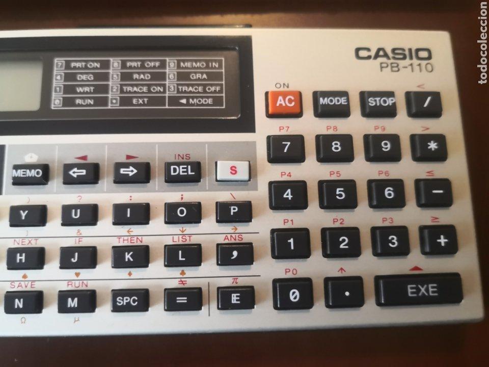 Antigüedades: Casio PB-110 - Foto 3 - 218455810