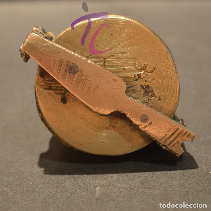Antigüedades: PEQUEO PONDERAL DE VASOS ANIDADOS - Foto 4 - 218511922