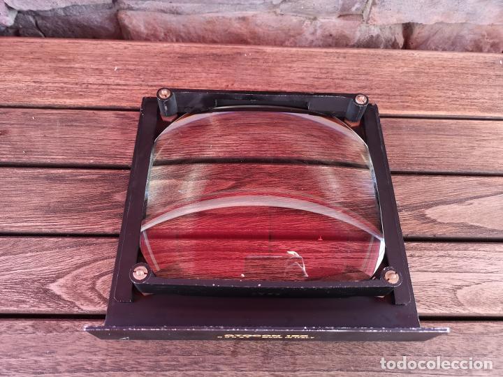 GRAN LUPA OTOCON 180 (Antigüedades - Técnicas - Instrumentos Ópticos - Lupas Antiguas)