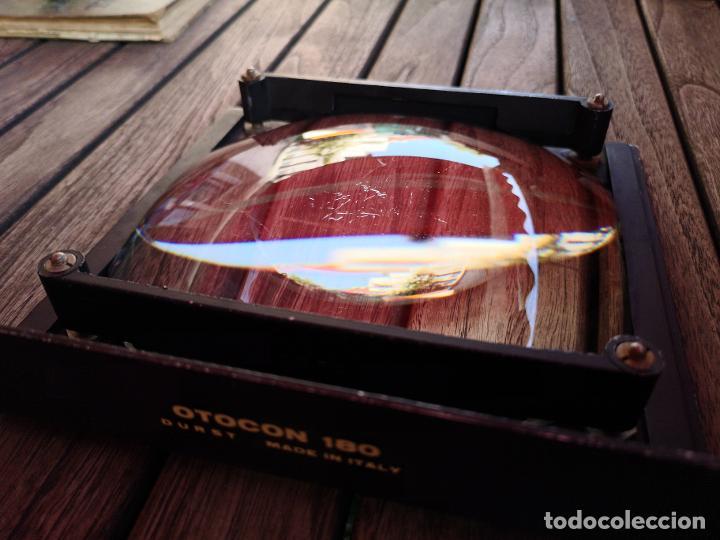 Antigüedades: Gran lupa Otocon 180 - Foto 2 - 218522920