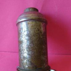 Antigüedades: ANTIGUO FILTRO MEDICO FARMACIA, FLITROS BURDIEL MADRID.. Lote 218632616