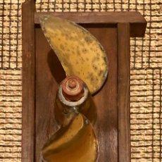 Antigüedades: ANTIGUA HÉLICE DOS PALAS. Lote 218633552