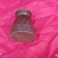 Antigüedades: YUNQUE DE JOYERO,HIERRO. Lote 218635913