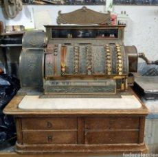Antigüedades: REGISTRADORA NATIONAL DE 1909. Lote 218795798