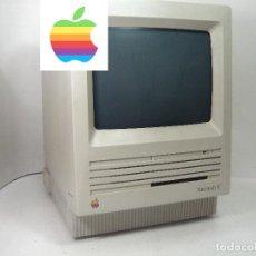 Antigüedades: APPLE MACINTOSH SE M5011 COMPACT 1987 -ANTIGUO ORDENADOR CPU PC COMPUTADORA M501 1. Lote 218868537