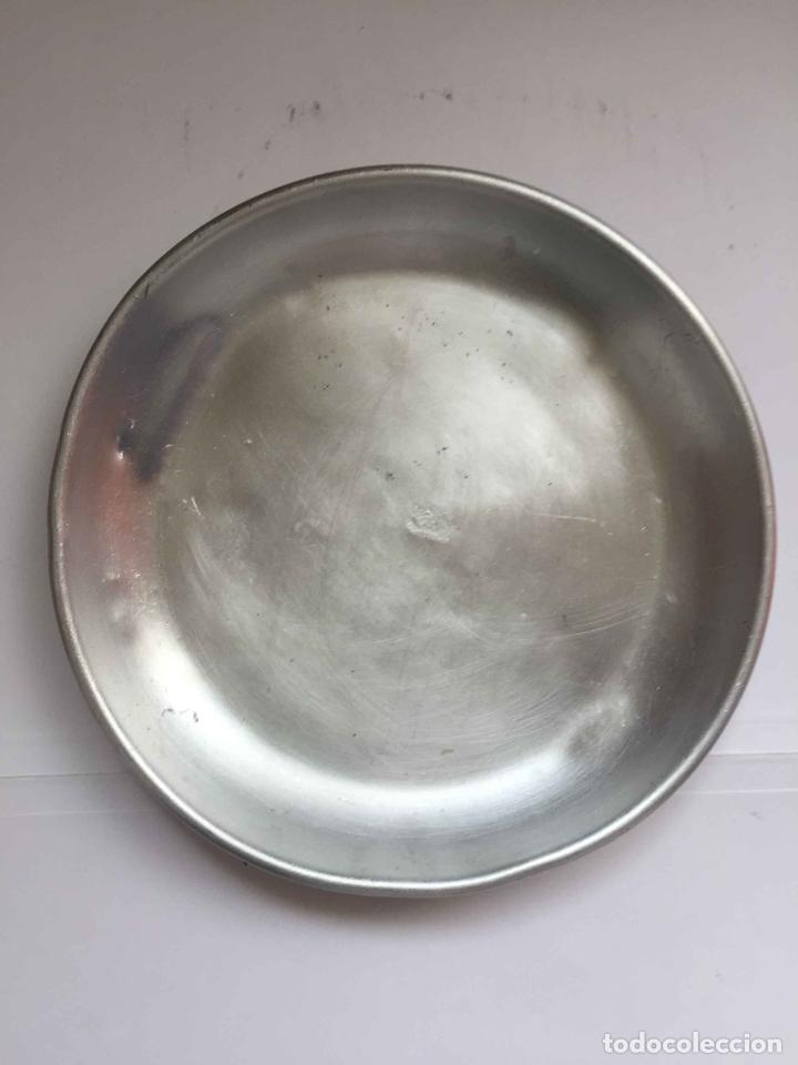Antigüedades: Antiguo PESO de cocina BALANZA (BERNAR) Metálico. 1960's. Funciona. Original. Coleccionista - Foto 4 - 218889495