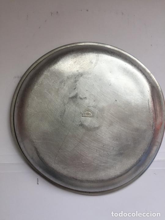 Antigüedades: Antiguo PESO de cocina BALANZA (BERNAR) Metálico. 1960's. Funciona. Original. Coleccionista - Foto 5 - 218889495