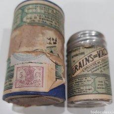 Antigüedades: GRAINS DE VALS ,LAXANTE , BARCELONA ,AÑOS 1930. Lote 218896273
