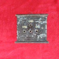 Antigüedades: TRANSFORMADOR. Lote 218909517