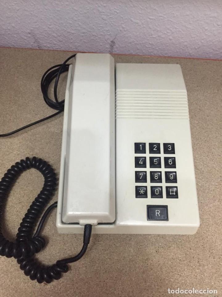 TELÉFONO TEIDE (Antigüedades - Técnicas - Teléfonos Antiguos)
