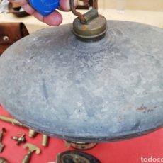 Antigüedades: ANTIGUO CALIENTA CAMA DE BARCO.... Lote 218991731