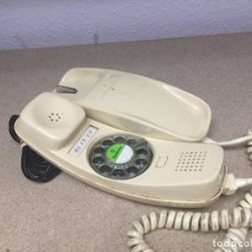 Teléfonos: ANTIGUO TELÉFONO DE GÓNDOLA COLOR HUESO. Lote 218992025
