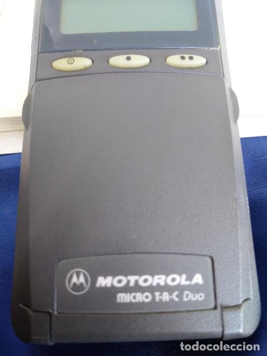 Teléfonos: Telefono Motorola MicroTAC dúo con cargador - Foto 6 - 219014220