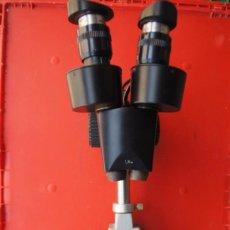 Antigüedades: ANTIGUO MICROSCOPIO (M E C -BOBES - MADE IN SPAIN). Lote 219092726