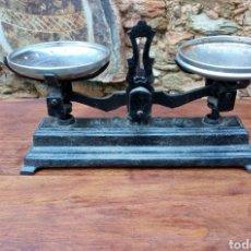 Antigüedades: BÁSCULA ANTIGUA RARA.... Lote 219121527