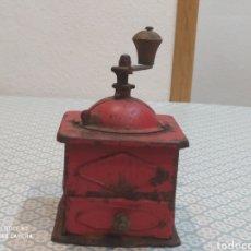 Antigüedades: ANTIGUO MOLINILLO DE METAL ELMA SIGLO XIX. Lote 219278996